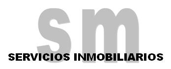 logo SM servicios inmobiliarios